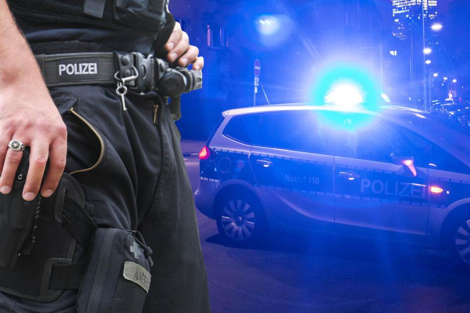 Die Polizei stoppte die Alkohol-Fahrt durch das nächtliche Darmstadt (Symbolbild).