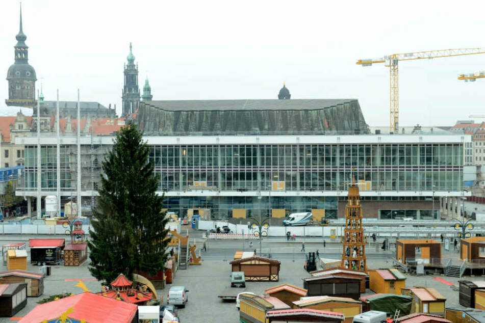 Der Kulturpalast: 97 Millionen Euro.