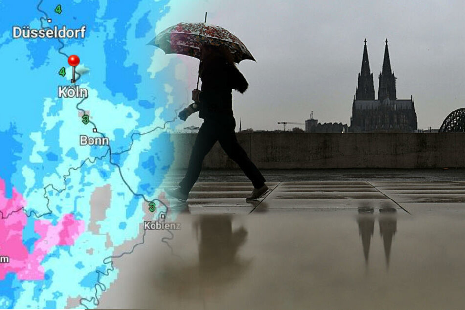 Diese Wetterprognose für Köln und NRW willst Du nicht lesen