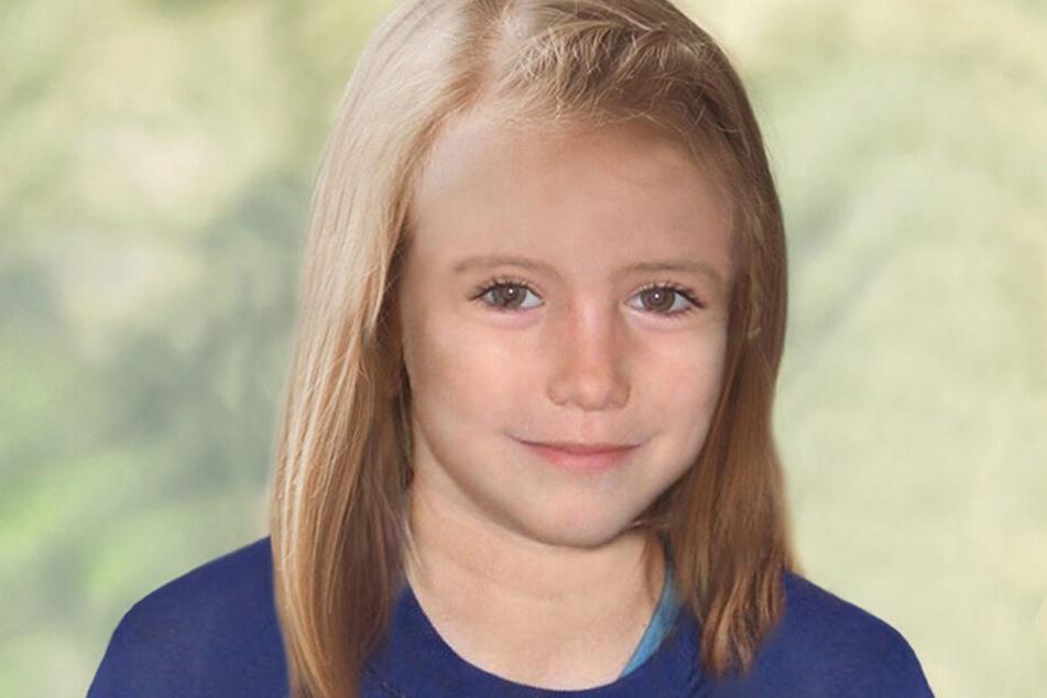 Dieses Foto zeigt, wie Maddie McCann mit etwa 10 Jahren ausgesehen haben könnte - jetzt wäre sie 16.