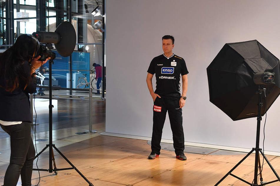 Trainer Alex Waibl freut sich auf den bevorstehenden Supercup, auch wenn die Mannschaft lange nicht in Topform ist.