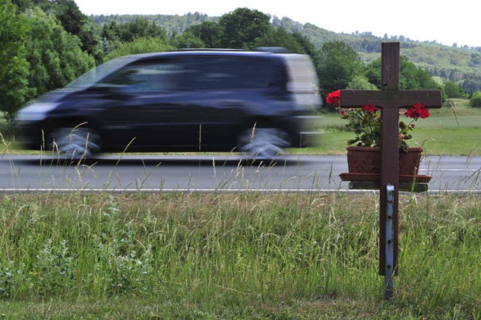 Im Jahr 2017 kam es zu über 200 Todesfällen im Straßenverkehr.
