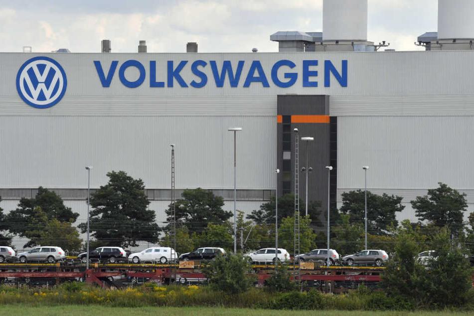 Kurzarbeit bei VW in Zwickau wegen Lieferengpässen