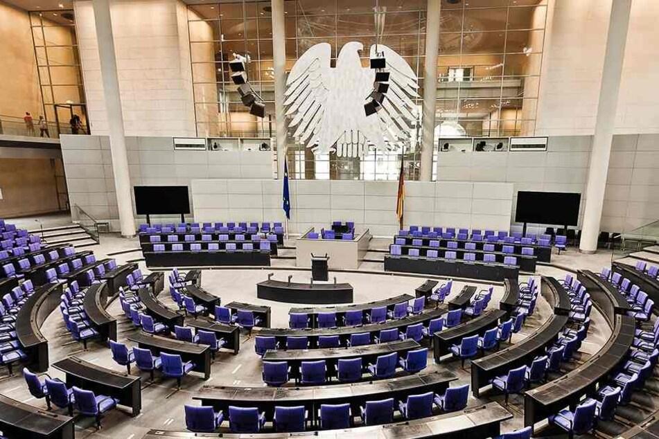 Sachsen wird künftig von 38 Abgeordneten im Bundestag vertreten.