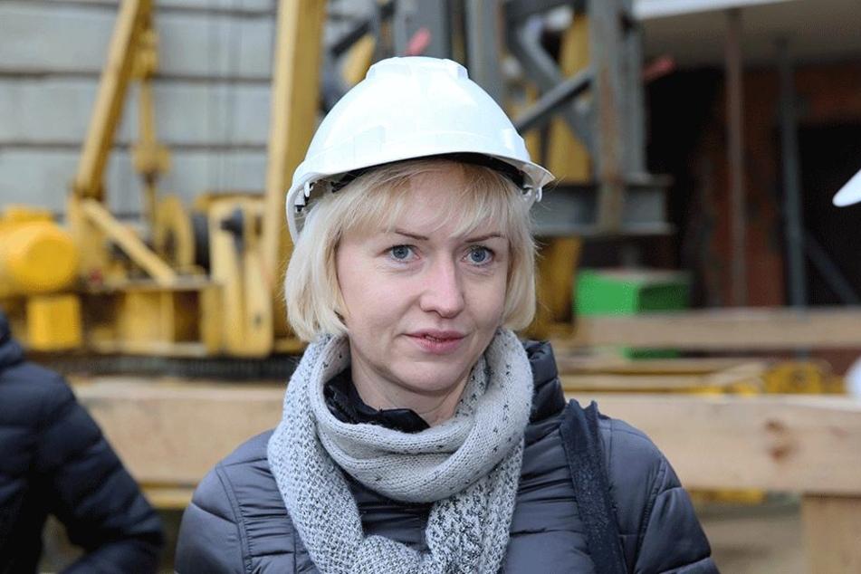Baubürgermeisterin Kathrin Köhler (40, CDU)