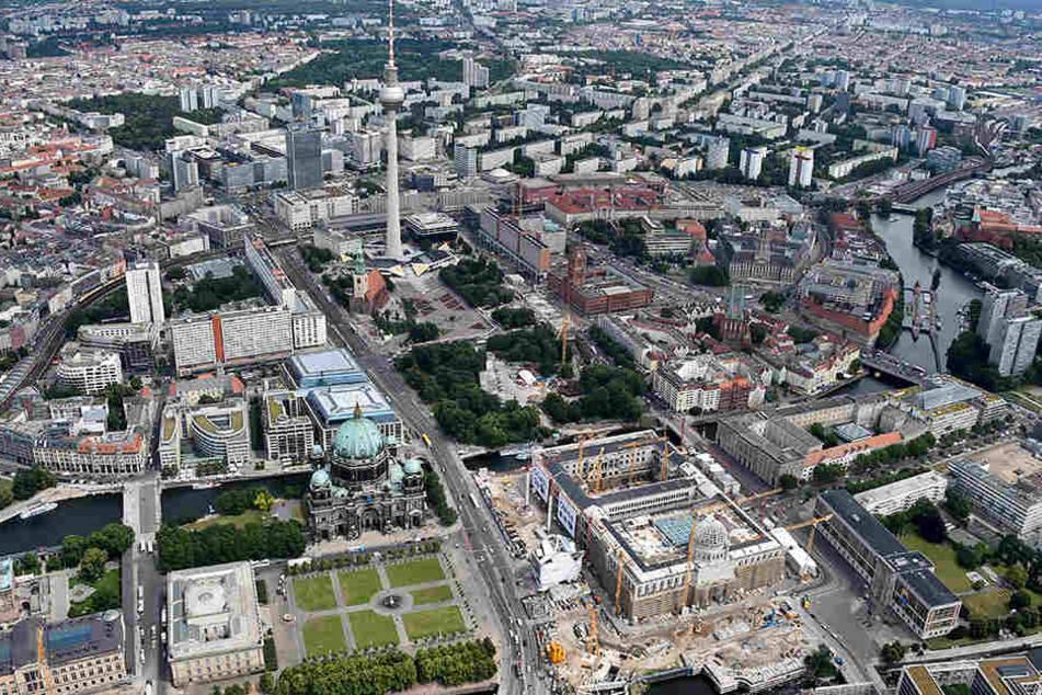 Berlin wächst und wächst, wenn auch langsamer als zuletzt. (Symbolbild)