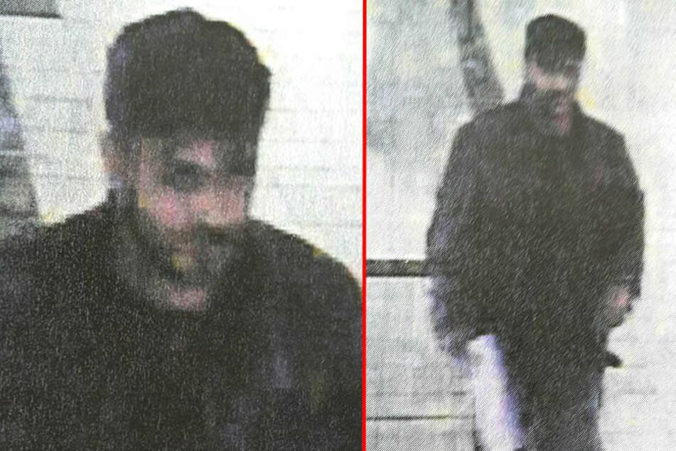 Mit diesen Bildern sucht die Polizei nach dem mutmaßlichen Haupttäter. Wer kennt ihn?
