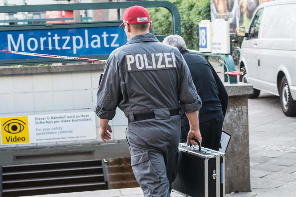 Der U-Bahnhof Moritzplatz soll für Obdachlose geöffnet bleiben.