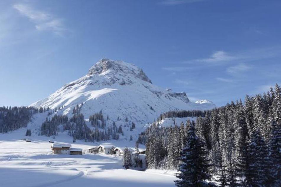 Die Skipisten des Vorarlbergs sind bei Touristen beliebt. Der 64-jährige Franke machte sich alleine auf Tour und kehrte nicht mehr zurück.