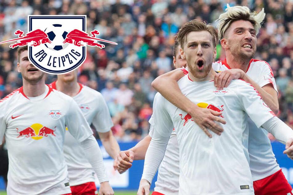 Nach doppeltem Rückstand! RB Leipzig gewinnt durch zwei Videoentscheidungen in Leverkusen