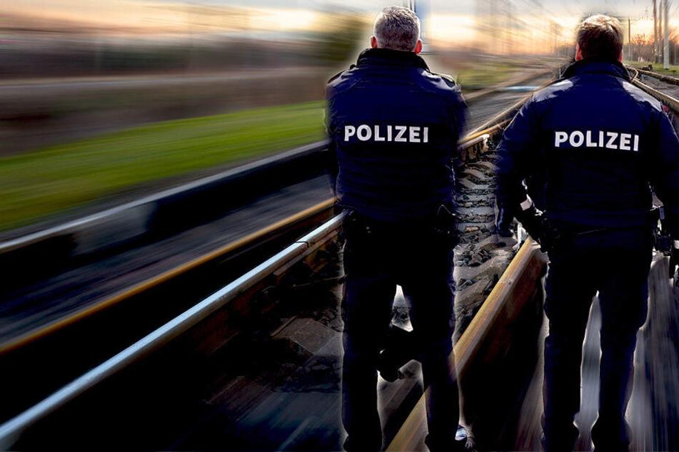 Mehrere Personen waren in den Gleisanlagen unterwegs. Einige davon wurden von der Polizei erwischt.