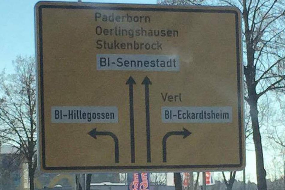 Dem Bielefelder Dennis Jeske fiel der Fehler auf. (© Dennis Jeske)