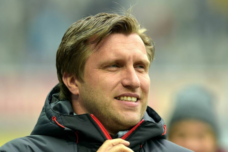 SCP-Manager Markus Krösche verteilt grade eine Absage nach der nächsten.