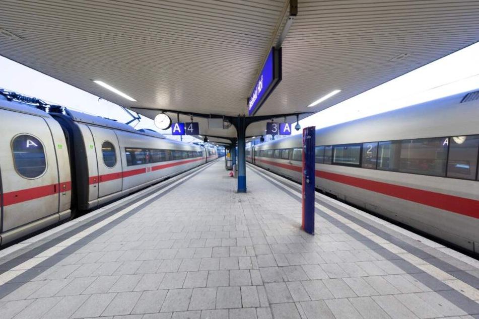 Die Züge starten unter anderem vom Bielefelder Hauptbahnhof.