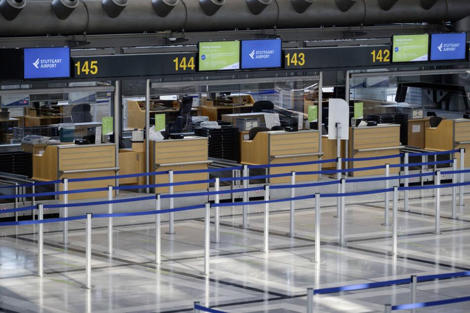 Katastrophaler Einbruch! Stuttgarter Flughafen hart von Corona getroffen