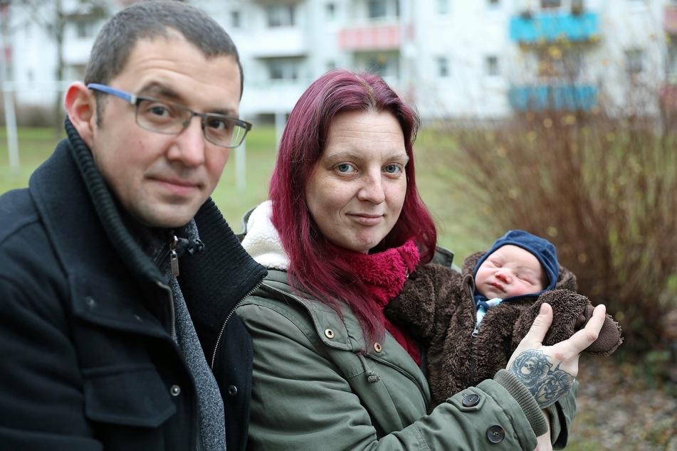 Der kleine Theon Klaus ist das erste Neujahrsbaby in Mecklenburg-Vorpommern!