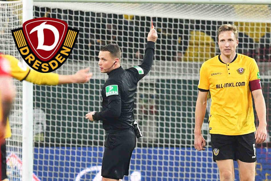 Unfassbar! Dynamo Dresden verspielt 3:1-Führung und verliert