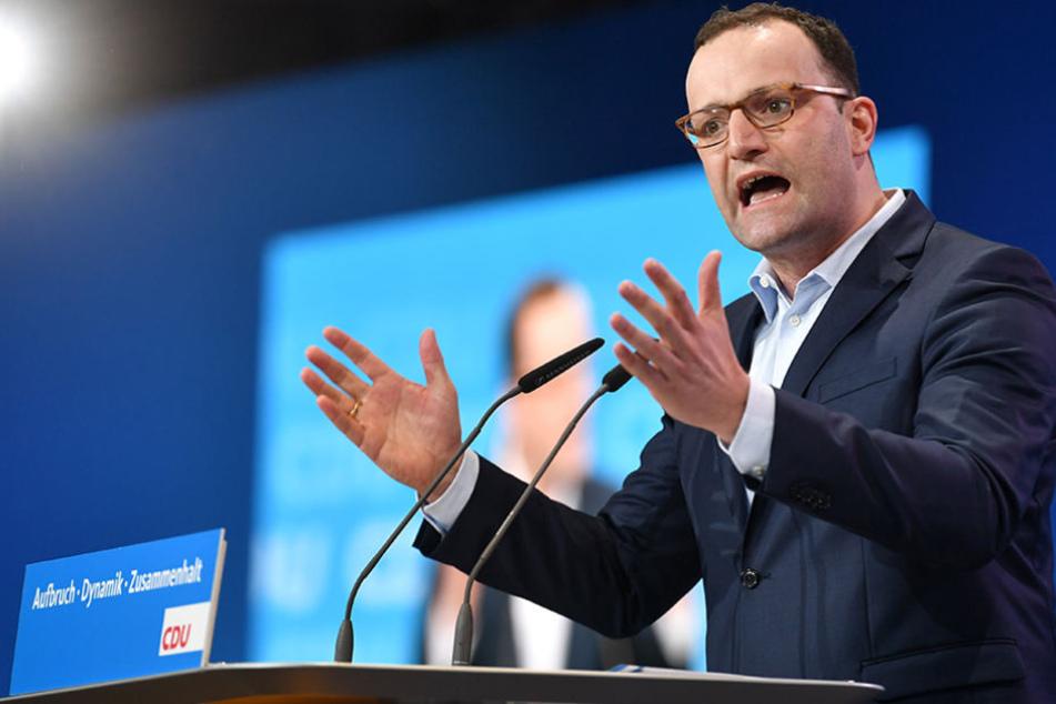 Merkels neuer Gesundheitsminister Spahn verspricht schnelle Arzttermine