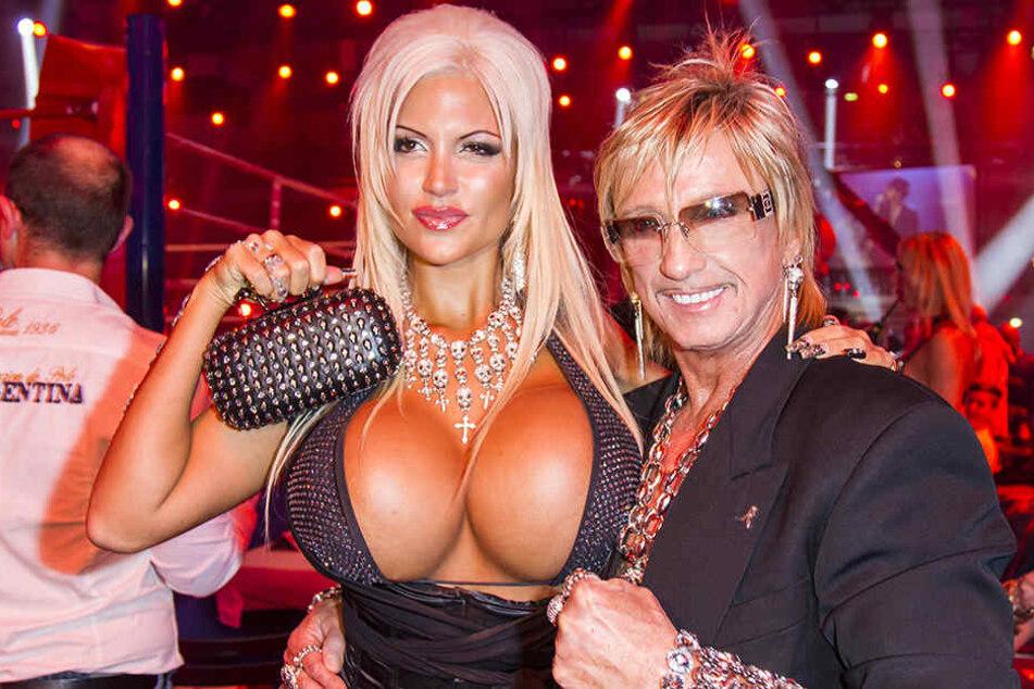 Sophia und Bert sind auf jeder Veranstaltung der Hingucker.