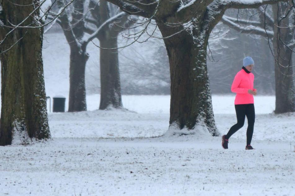 Im Gegensatz zur Hitze kann sich der Körper auf Kälte vorbereiten. (Symbolbild)