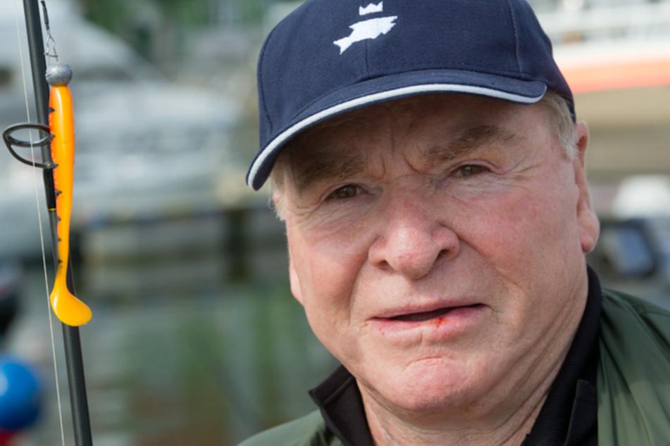 Der Schauspieler Fritz Wepper (79) wird in einer Klink in Innsbruck medizinisch versorgt.