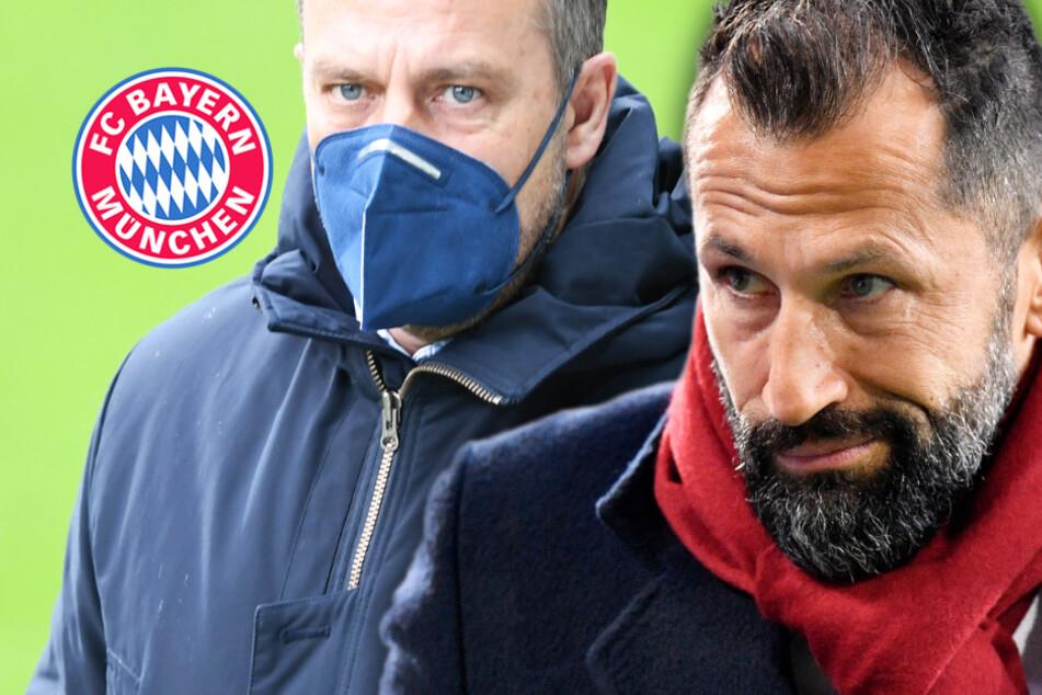 FC Bayern: Sind die Gräben zwischen Flick und Salihamidzic noch tiefer als bisher gedacht?