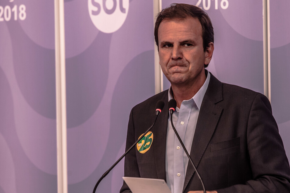 Der Bürgermeister von Rio de Janeiro, Eduardo Paes (Archivbild).