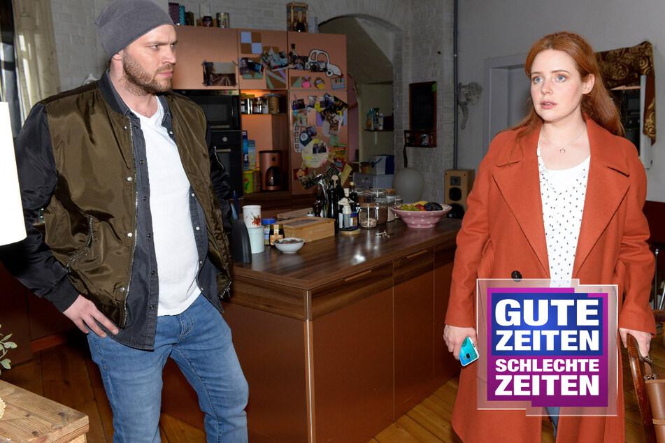 GZSZ: Jetzt erfährt sie die schreckliche Wahrheit: Müssen GZSZ-Fans um Toni zittern?