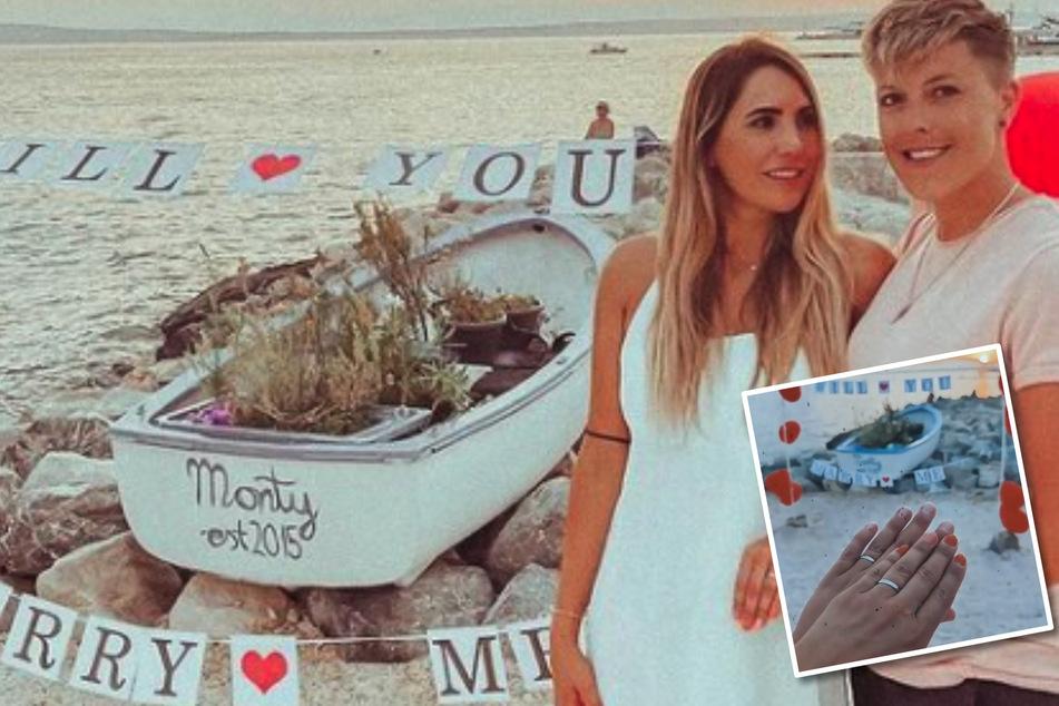 Bachelor: Das ging schnell: Ex-Bachelor-Babe Jenny Thiede mit Freundin verlobt
