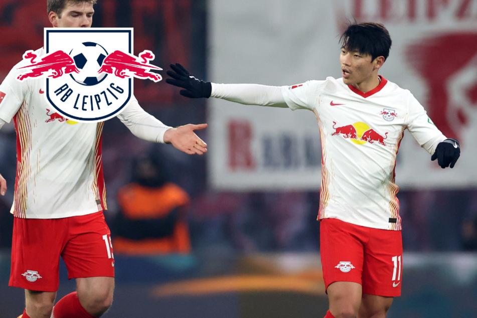 RB Leipzigs Stürmer Hwang steht schon wieder vor Abgang: Ersetzt er Mateta in Mainz?