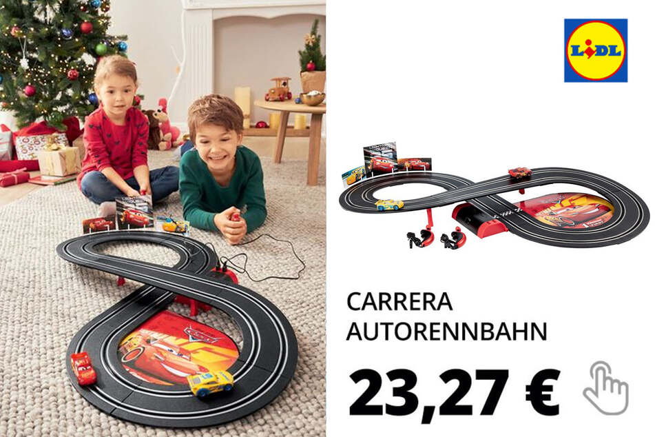 Carrera Autorennbahn »First«, 2 Handregler