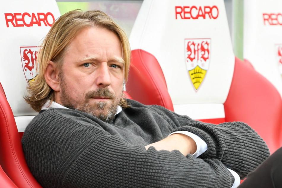 Stuttgarts Sportdirektor Sven Mislintat freut sich auf das Spiel.