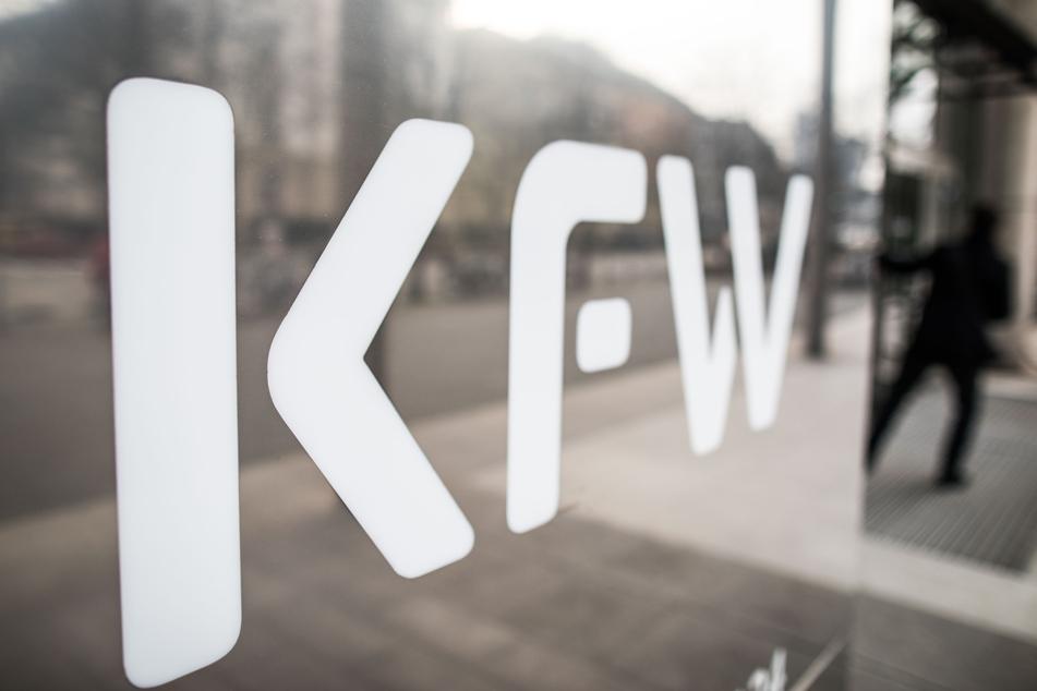 Die staatliche Förderbank KfW, also der Staat, übernimmt 100 Prozent des Ausfallrisikos. (Archivbild)