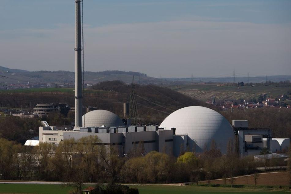Das Atomkraftwerk Neckarwestheim. (Archivbild)