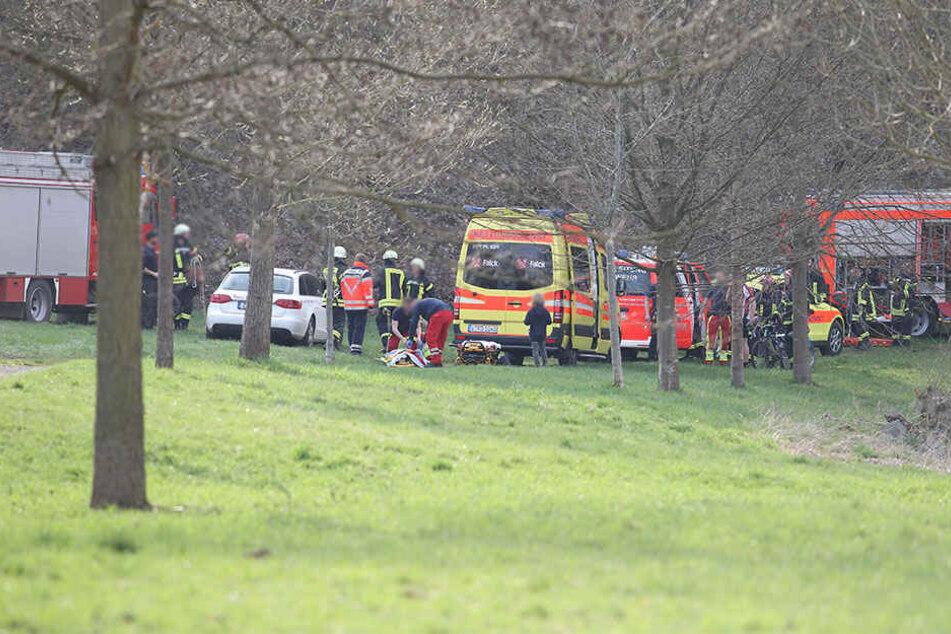 Siebenjähriger stürzt zehn Meter Böschung runter