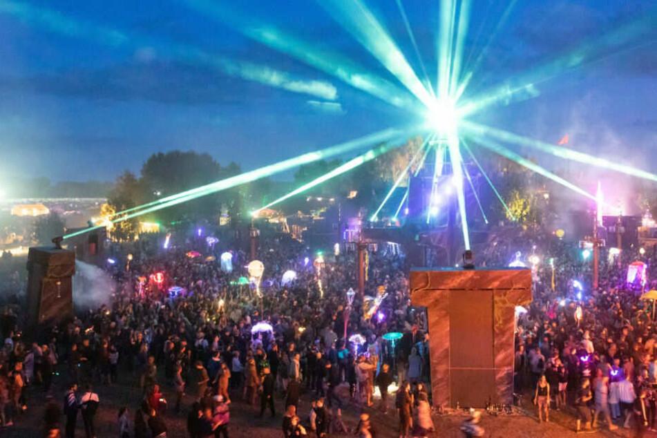Rund 70.000 Besucher feierten die letzten Tage in Lärz.