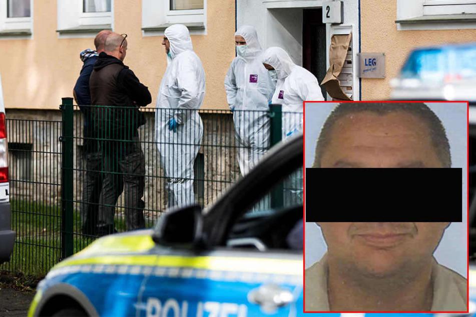 Erste Details: Dieser Mann soll Mutter und Kind erstochen haben