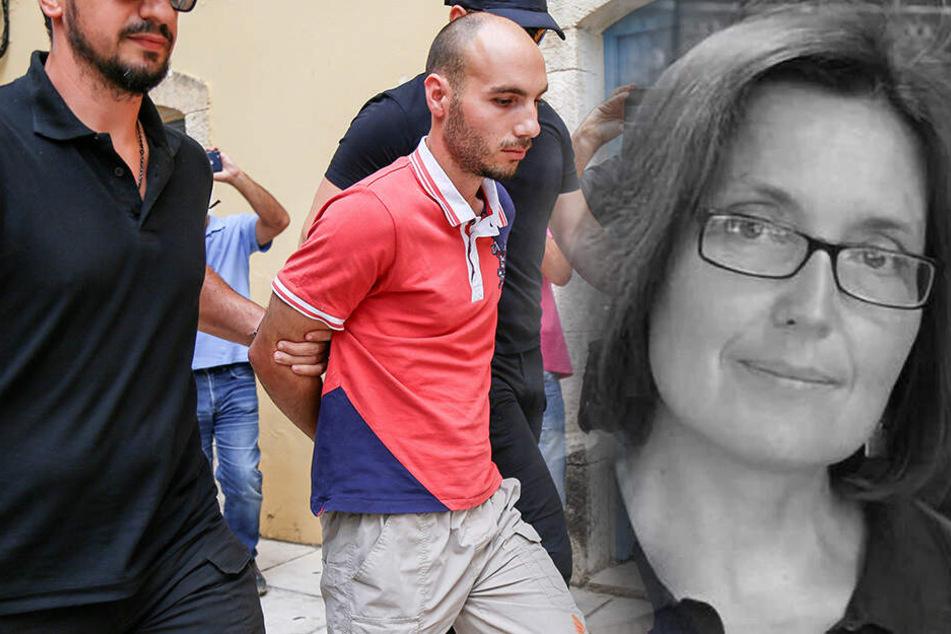 Mordfall Suzanne Eaton (†59): Das grausige Geständnis des Priestersohns