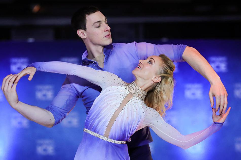 Olympiasieger Savchenko/Massot kommen mit großer Show nach Sachsen