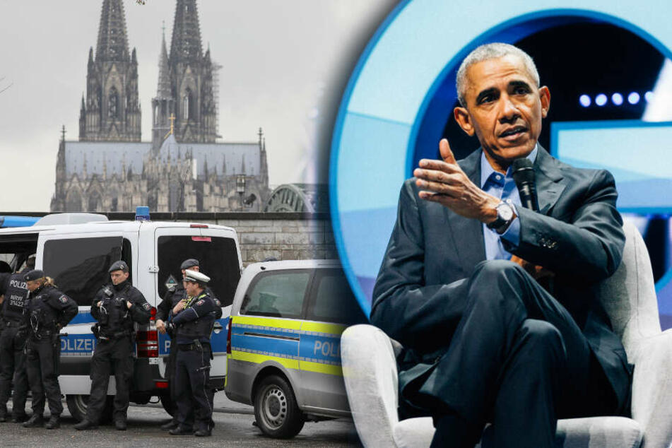 Barack Obama teilt in Köln indirekt gegen Donald Trump aus