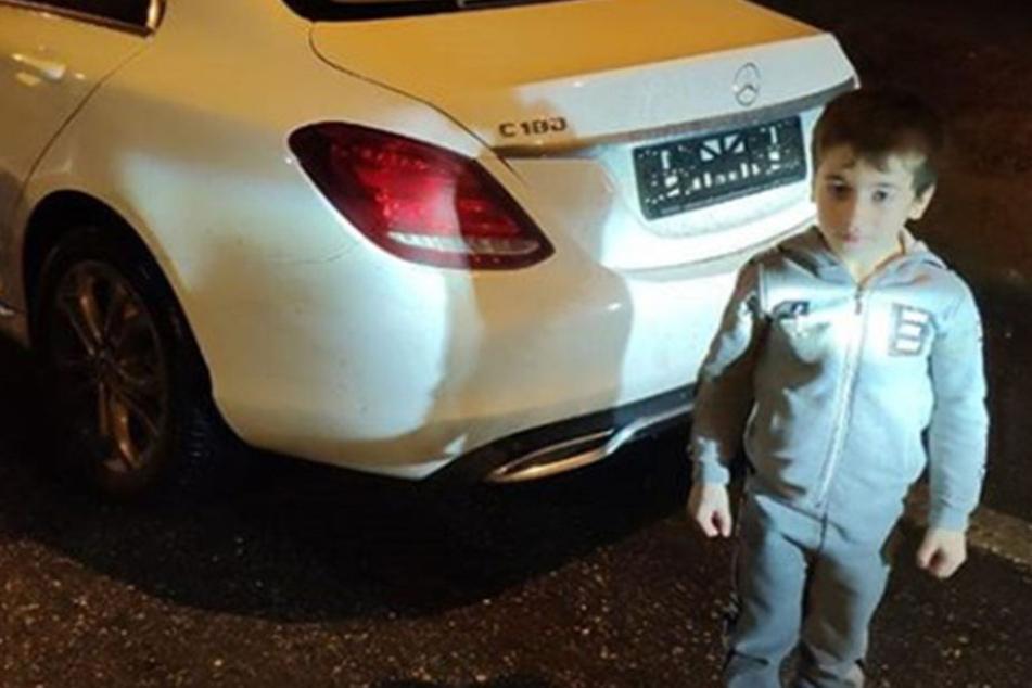 5-Jähriger macht 4105 Liegestütze und bekommt einen Mercedes geschenkt