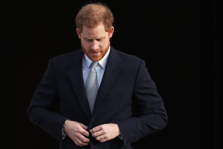 Prinz Harry, der Herzog von Sussex, trägt mit dem Megxit jede Menge Verantwortung für sich und seine Familie.