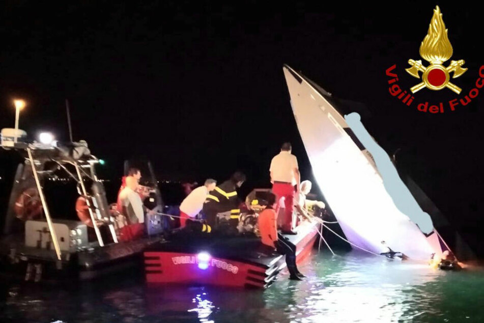 Drei Menschen sterben bei Rennboot-Unfall