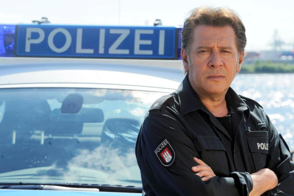 Jan Fedder spielt seit mehr als 25 Jahren den Polizisten Dirk Matthies im Großstadtrevier (Archivbild).