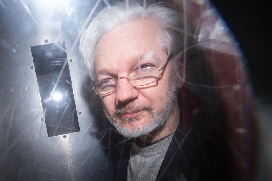 USA: Donald Trump bot Julian Assange Begnadigung für Gegenleistung an
