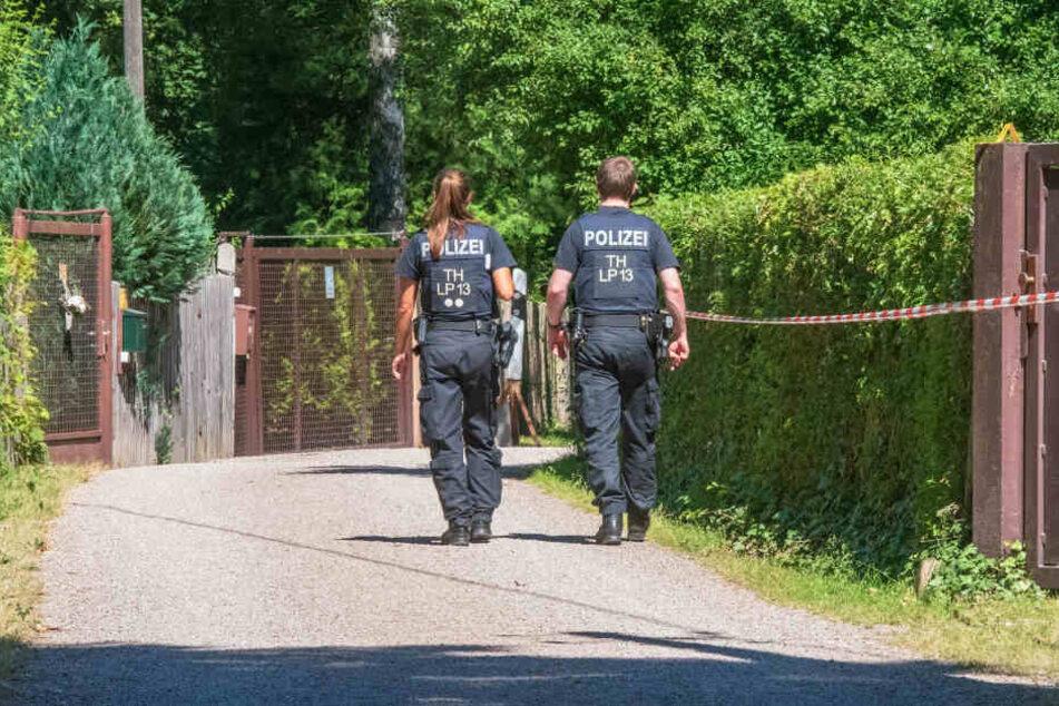 Not-OP musste Opfer (89) retten: Festnahme nach brutalem Überfall in Erfurt