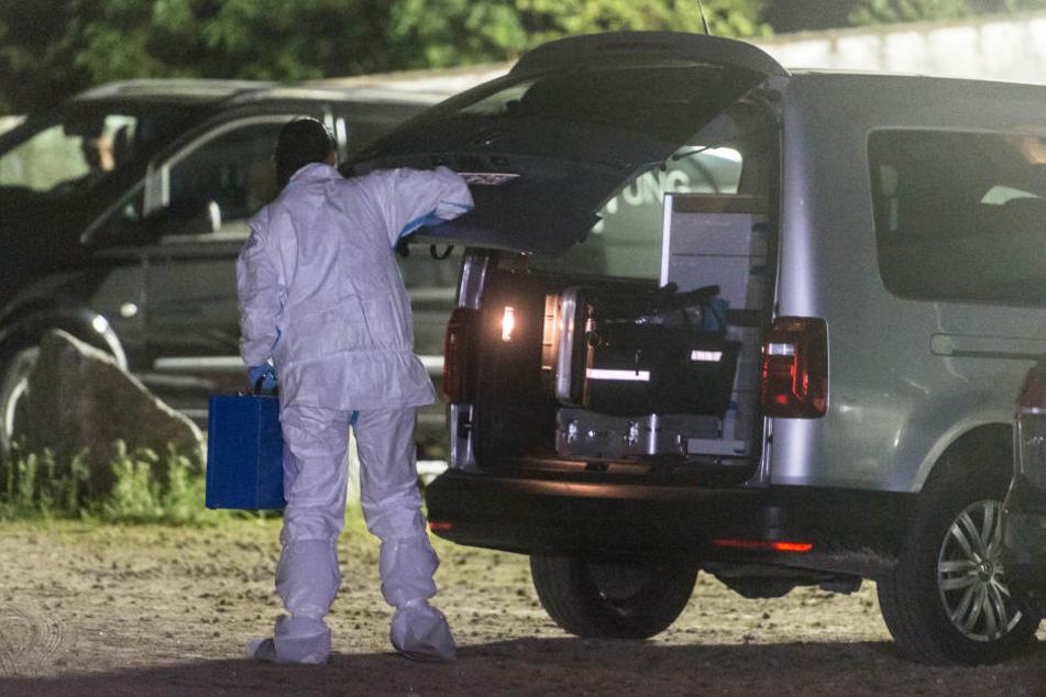 Sowohl der Fünfjährige als auch der Täter trugen tödliche Verletzungen davon.