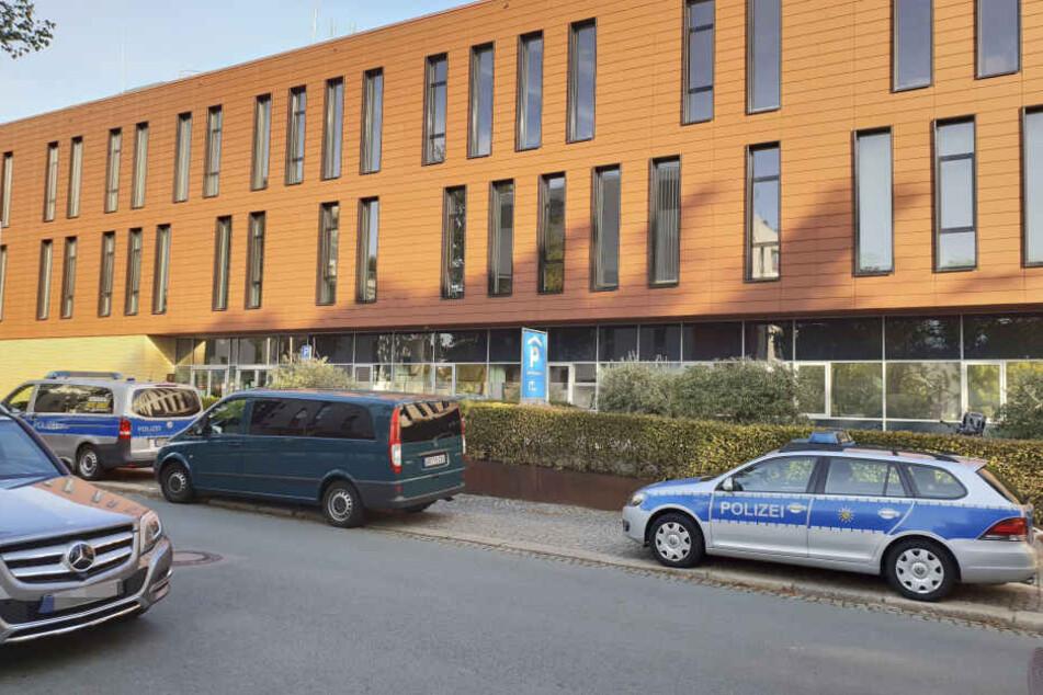Am Mittwoch findet die Gläubigerversammlung am Amtsgericht Chemnitz statt.