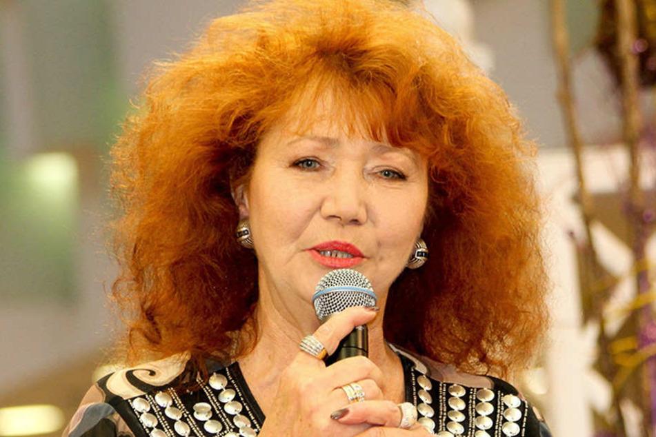 Seit Jahrzehnten ein Star: Regina Thoss (71) kriegt nichts und niemand von der Bühne.