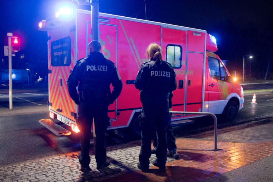 Auch vor der Polizei machte der aggressive Mann nicht Halt. (Symbolbild)